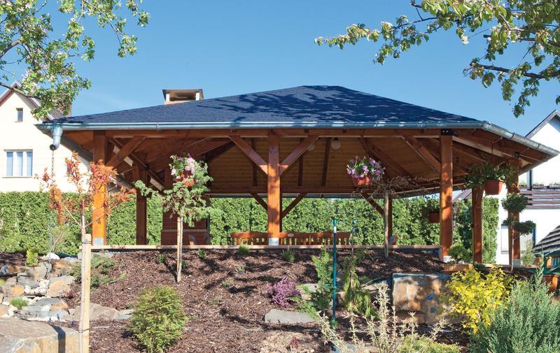 Zahradní altán
