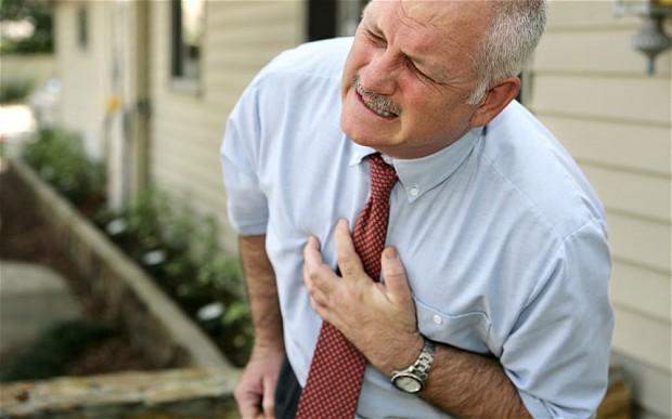 Jak na infarkt