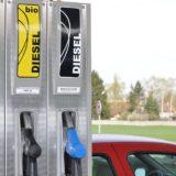Ceny benzínu