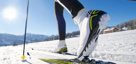 Lyže, běžky, snowboard