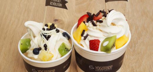 Yogoterie - Frozen Yoghurt