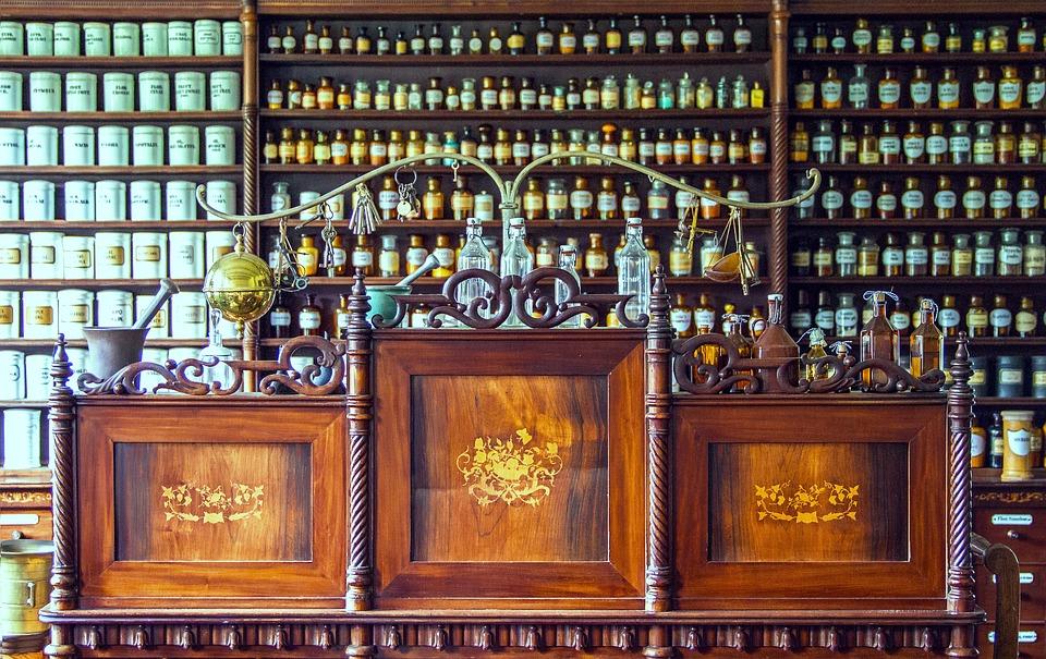 Lékárny a jejich franšízy