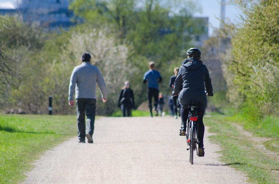 reflexní prvky chodci cyklisti