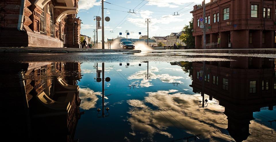 pojištění proti povodním