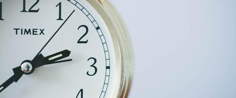 organizování času