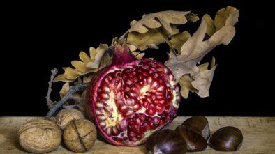 Granátové jablko prospívá našemu zdraví
