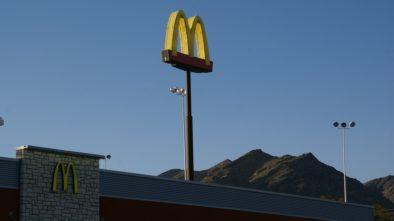 Po 32 letech mizí první McDonald's