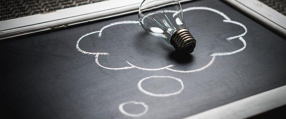 Rady a tipy, jak přijít na nové nápady