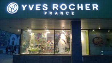 Informace o značce YVES ROCHER