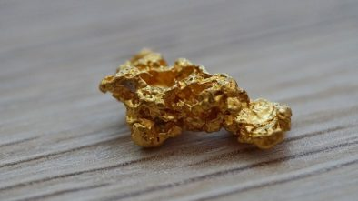 Počátky zlata