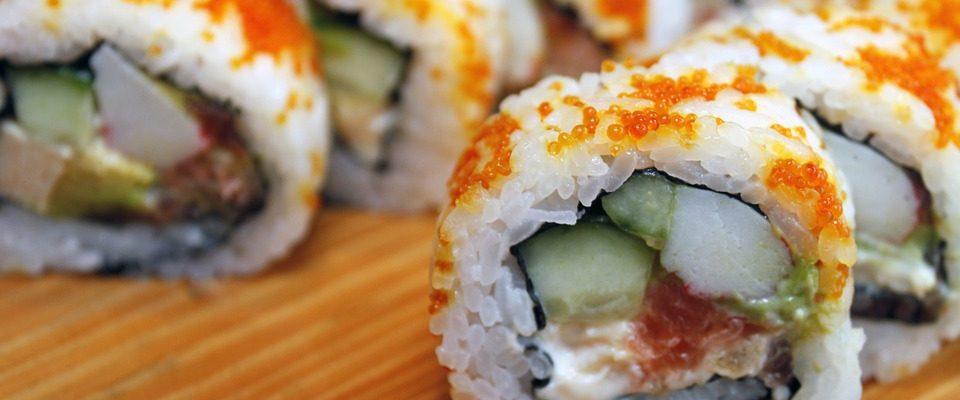 Jíte poprvé sushi? Odpovědi na nejčastěji pokládané otázky